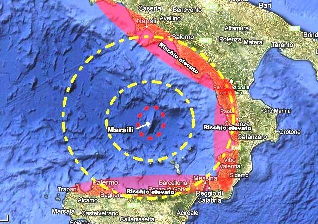 6 underwater volcanoes discovered off Sicily 2 ¡increíble! Seis volcanes submarinos descubiertos recientemente a pocos kilómetros de Sicilia, Italia