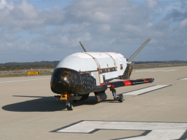 A mysterious spacecraft has been orbiting the Earth for the past 720 days, and only the US Air Force knows why.