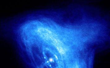 crab nebula blast, crab nebula photon blast, high-energy blast crab nebula, mysterious high-energy particle blasts hit earth from crab nebula