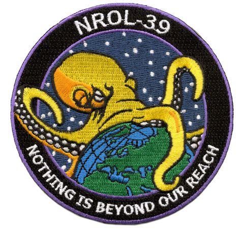 NRO logo, sentient, sentient project, spy system NRO