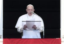 pope prays for victims of Texas, Ohio and California attacks during Angelus on August 4 2019