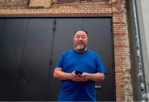 ai weiwei hong kong protest, ai weiwei hong kong protest tiananmen, Ai Weiwei fears 'Tiananmen' crackdown in Hong Kong