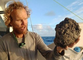 Ash and volcanic rock cover the ocean near Tonga after underwater volcanic eruption on August 7, ash and volcanic rock cover ocean near tonga video, ash and volcanic rock cover ocean near tonga pictures