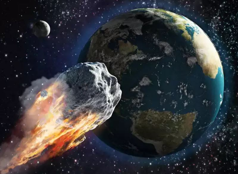 asteroid august 10 2019, asteroid august 10 2019 video, asteroid august 10 2019 picture, A huge asteroid almost twice the size of the Eiffel Tower is due to fly by the Earth on August 10 2019