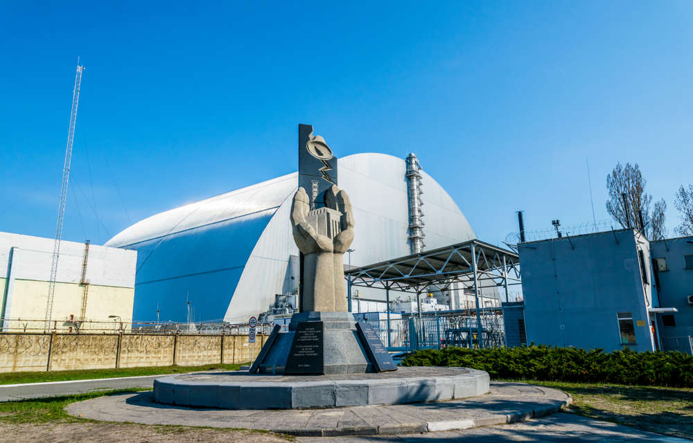 chernobyl sarcophagus collapse, chernobyl sarcophagus on the brink of collapse, chernobyl sarcophagus collapse august 2019