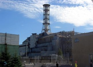 chernobyl sarcophagus collapse, chernobyl sarcophagus collapse picture, chernobyl sarcophagus collapse video, Chernobyl's 'sarcophagus' is being dismantled due to 'very high' probability of collapse