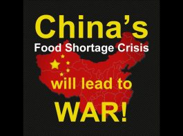 china food crisis, food prices rising china, China food shortage crisis war will lead to war