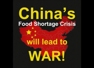 china food crisis, food prices rising china, China food shortage crisis war will lead to war