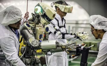 Russia is sending Iits first humanoid robot to the International Space Station, Russia is sending Iits first humanoid robot to the International Space Station video, Russia is sending Iits first humanoid robot to the International Space Station picture, Russia is sending Iits first humanoid robot to the International Space Station august 2019