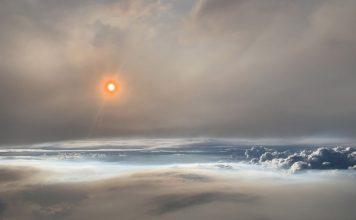 fire cloud, fire clouds, fire cloud picture, fire cloud usa