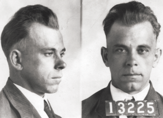 Plan to exhume gangster John Dillinger on September 16, 2019, revives conspiracy theories, john dillinger dan test september 2019, john dillinger exhumation dna test september 16 2019