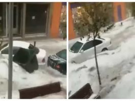 Apocalyptic hail storms and flooding wreak havoc in Madrid, hail storm madrid, madrid hailstorm, madrid flooding video, madrid hailstorm video, madrid hailstorm video august 2019