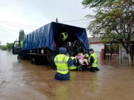 mexico flooding video, mexico tropical storm ivo video, State of emergency in Mexico after Tropical Storm Ivo in August 2019