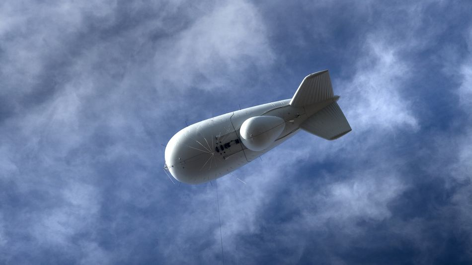 midwest spy balloons, The U.S. military launched giant balloons to spy on the Midwest