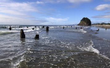"Oregon legislature repeals a ban on construction of new ""critical facilities"" in tsunami inundation zones"