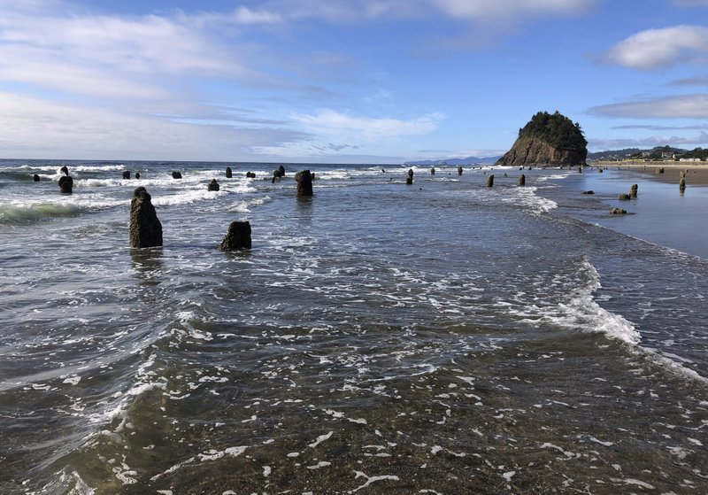 "Oregon legislature repeals a ban on construction of new ""critical facilities"" in tsunami inundation zones"