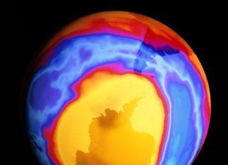 ozone hole, ozone hole healing, the ozone hole is healing