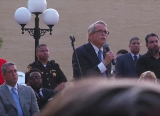 Ohio Gov. Mike DeWine introduces new gun measures in wake of Dayton shooting