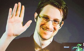 DOJ Sues for All of Edward Snowden's Book Profits