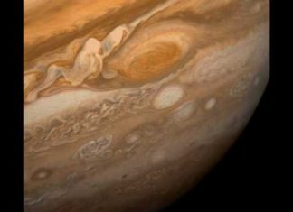 Jupiter sounds (so strange!) NASA-Voyager recording