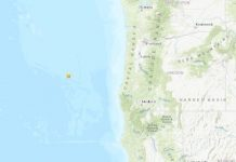 The Cascadia 'Big One' will occur during a 'slow slip event