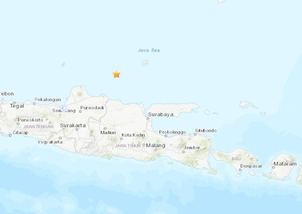 M6.0 earthquake Indonesia, M6.0 earthquake Indonesia september 19 2019, M6.0 earthquake Indonesia map