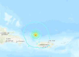 M6.0 earthquake Puerto Rico, M6.0 earthquake Puerto Rico september 24 2019, M6.0 earthquake Puerto Rico map, M6.0 earthquake Puerto Rico video