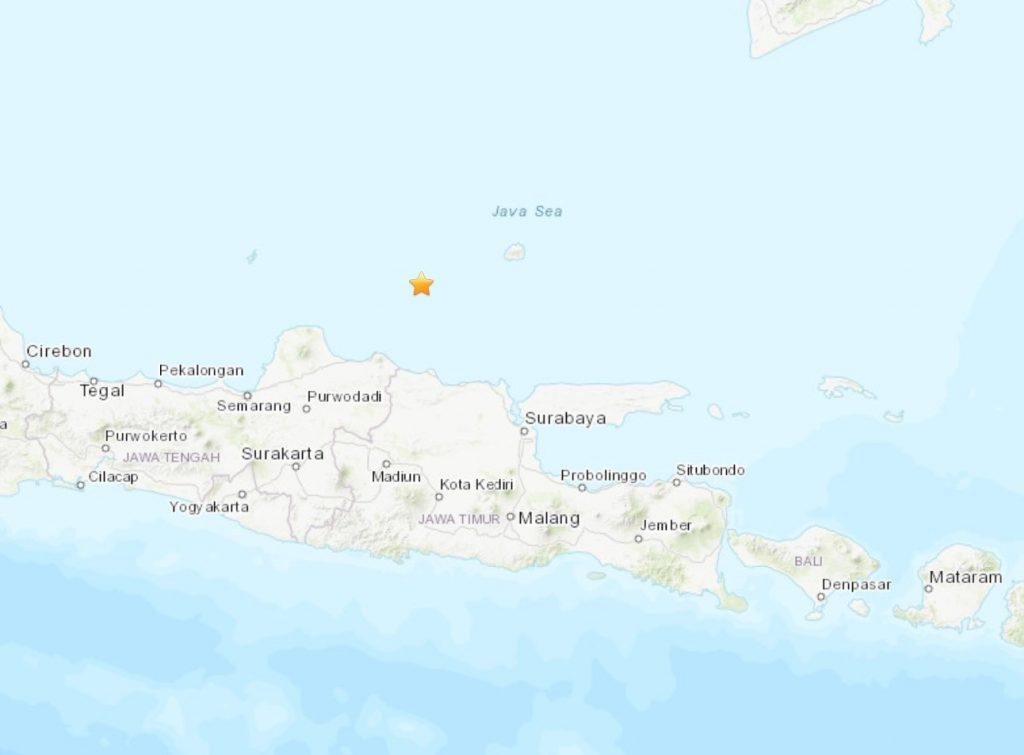 M6.2 earthquake indonesia, M6.2 earthquake indonesia map, M6.2 earthquake indonesia september 19 2019