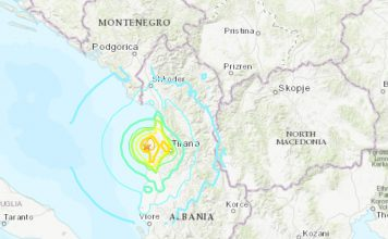 Albania hit by M5.6 earthquake, strongest quake to hit Albania in decades, Albania hit by M5.6 earthquake - strongest quake to hit Albania in decades, Albania hit by M5.6 earthquake - strongest quake to hit Albania in decades september 2019