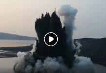 anak krakatau, anak krakatau eruption september 18 2019, anak krakatau eruption september 18 2019 video