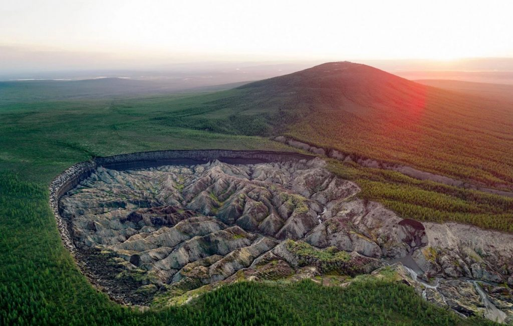Arctic permafrost is thawing fast. That affects us all. As the frozen ground warms much faster than expected, it's reshaping the landscape—and releasing carbon gases that fuel global warming.