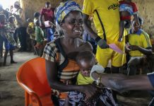 measles outbreak, measles outbreak africa, measles outbreak congo, deadly measles outbreak is spreading like wildfire in Congo