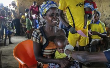 measles outbreak, measles outbreak africa, measles outbreak congo, deadly measles outbreak is spreading like wildfire in Congo