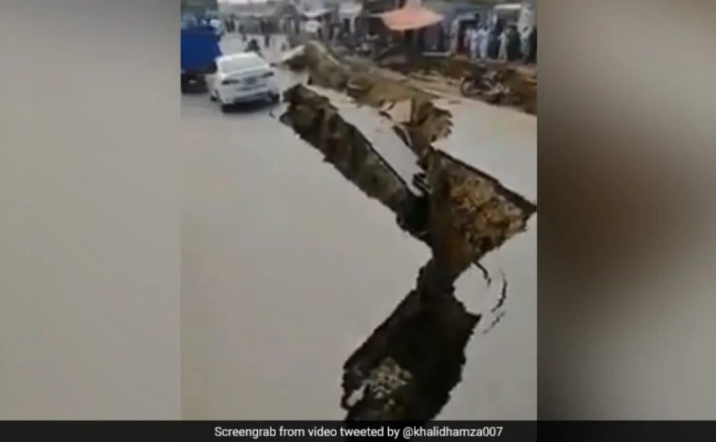 deadly M5.8 earthquake hit Pakistan on September 24 2019, m5.8 earthquake kills 19 and injures 300 in pakistan, pakistan earthquake video, deadly pakistan earthquake video and pictures september 24 2019