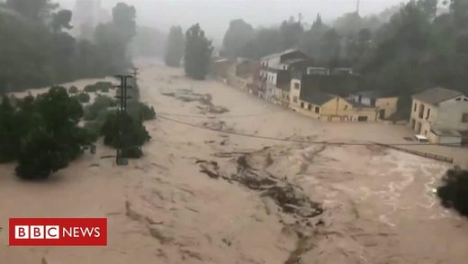 Deluge and flooding in Spain, Deluge and flooding in Spain video, Deluge and flooding in Spain pictures, Deluge and flooding in Spain september 2019, Deluge and flooding in Spain valencia