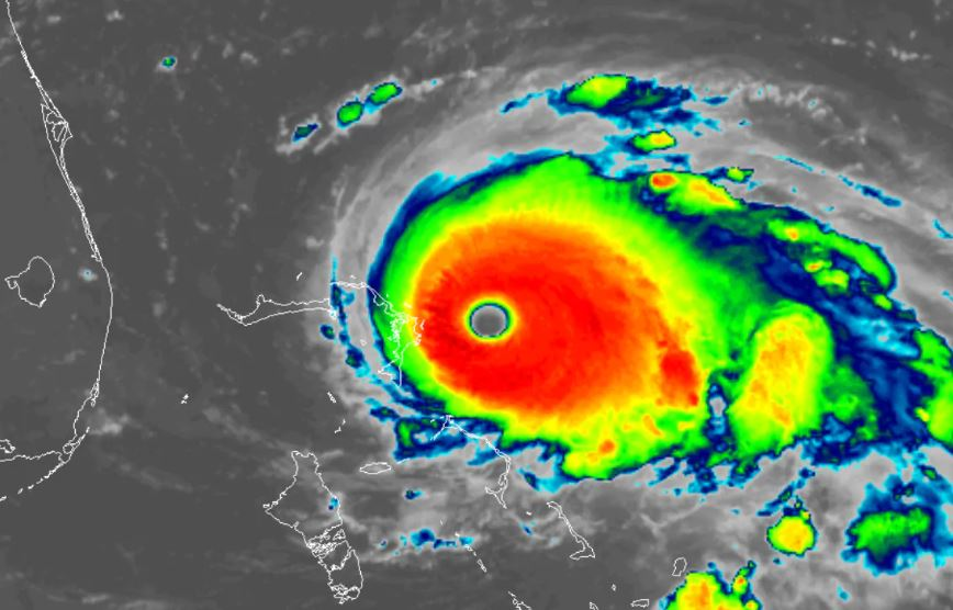 Hurricane Dorian on Sunday, Hurricane Dorian on Sunday september 1 2019, Hurricane Dorian usa, Hurricane Dorian on Sunday florida, Hurricane Dorian on Sunday update