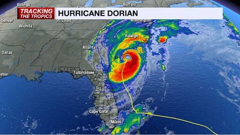 hurricane dorian, hurricane dorian news, hurricane dorian update