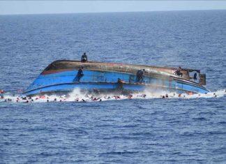 Boat capsizes in Japan - 8 missing