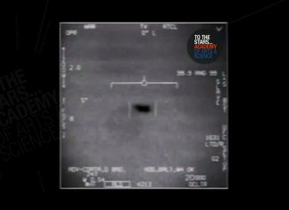 ufo are real military officer says, In December 2017 and March 2018, The New York Times released three allegedly declassified videos showing U.S. Navy pilots trailing some unidentified flying objects. They were real and we weren't supposed to see them.