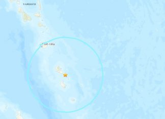 M6.4 earthquake Vanuatu october 21 2019, M6.4 earthquake Vanuatu october 21 2019 map, M6.4 earthquake Vanuatu october 21 2019 video