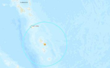 M6.4 earthquake Vanuatu october 21 2019, M6.4 earthquake Vanuatu october 21 2019 map, M6.4 earthquake Vanuatu october 21 2019 video