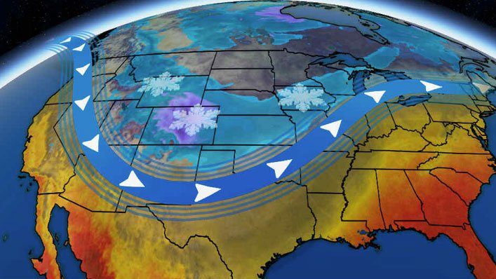 Arctic cold will advance across much of the U.S. next week and will spread snow from the West into the upper Midwest