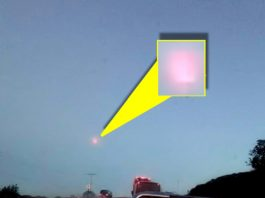 chile mysterious fireball, chile mysterious fireball picture, chile mysterious fireball video, Mysterious fireball spotted in the sky over Chile