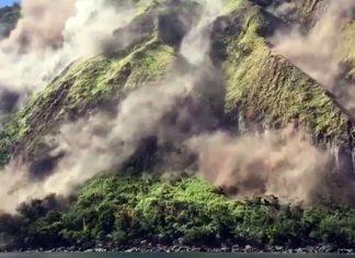 earthquake landslides mount washington kadavu fiji, earthquake landslides mount washington kadavu fiji video, earthquake landslides mount washington kadavu fiji photo