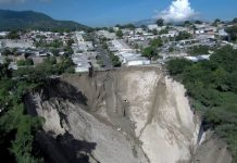 el salvador sinkhole, el salvador sinkhole video, el salvador sinkhole picture, el salvador sinkhole october 2019