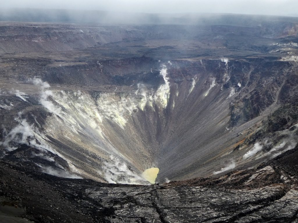 kilauea lake growing, kilauea crater lake growing, kilauea crater lake growing video, kilauea crater lake growing pictures