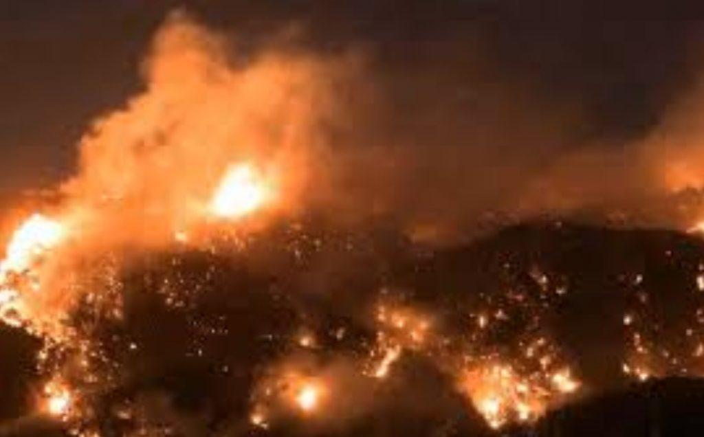 πυρκαγιές του Λιβάνου, πυρκαγιές στο Λίβανο, πυρκαγιές στο Λίβανο, πυρκαγιές του Λιβάνου τον Οκτώβριο του 2019