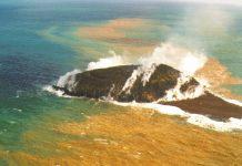 Metis Shoal Volcano starts erupting in Tonga, Metis Shoal Volcano starts erupting in Tonga map, Metis Shoal Volcano starts erupting in Tonga video