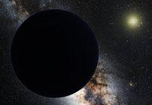 planet 9, primordial black hole, planet 9 black hole