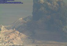 Shivelush volcanic eruption, Shivelush volcano eruption, Shivelush volcanic eruption video, Shivelush volcanic eruption photo, Shivelush volcanic eruption october 2019